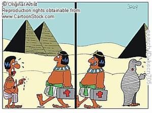 Sposób na chorobę faraona