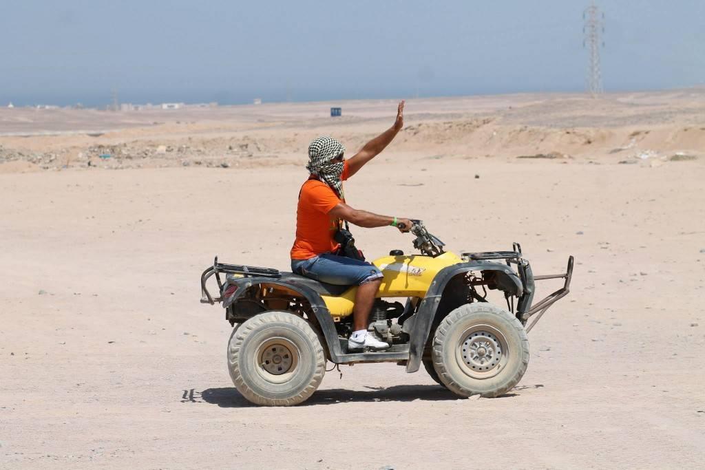 www.wycieczki-hurghada.pl Moto Safari 3h